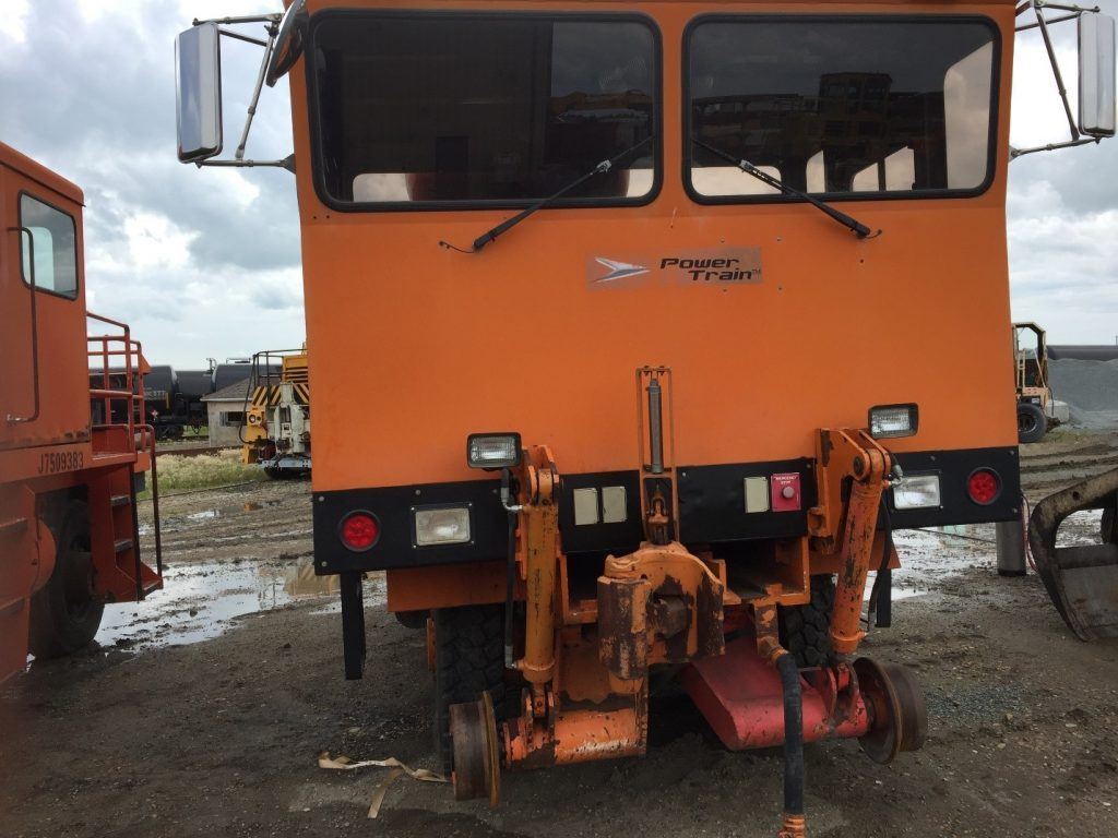 Railcar Movers - Industrial Railcar Mover